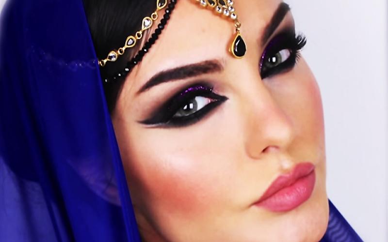 Muhteşem Arap Makyajı