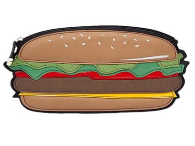 gıda şekilli çanta