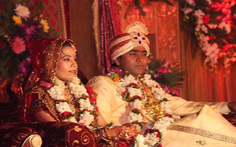 Hindistanda düğün adetleri