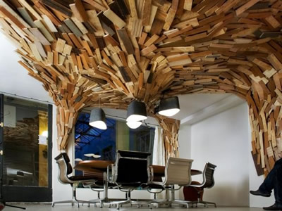 ilginç oda tasarım