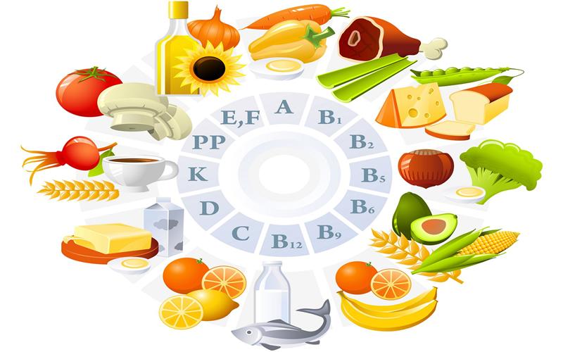 Vitamin ve Vitaminin verdiği enerji
