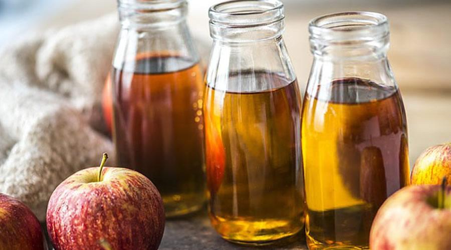 Elma Sirkesinin Antibiyotik etkisi